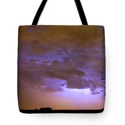Colorful Colorado Cloud To Cloud Lightning Thunderstorm 27 Tote Bag by James BO  Insogna