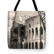 Colosseo Tote Bag by Norman Bean
