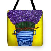 Colours Of Provence Tote Bag by Lisa  Lorenz