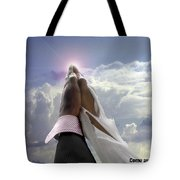 Come As You Are Tote Bag by Reggie Duffie