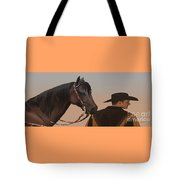 Companions Tote Bag by Corey Ford