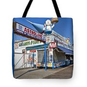Coney Island Memories 11 Tote Bag by Madeline Ellis