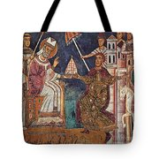 Constantine I (c280-337) Tote Bag by Granger