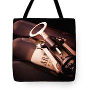 Corkscrew Tote Bag by Tom Mc Nemar