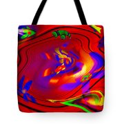 Cosmic Soup Tote Bag by Bill Cannon