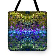 Cosmos Crown Jewels 2 Tote Bag by Angelina Vick
