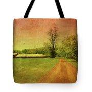 Country Living - Bayonet Farm Tote Bag by Angie Tirado
