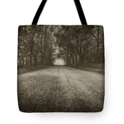 Country Road Tote Bag by Everet Regal