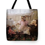 Cream And Sugar Tote Bag by Greg Olsen