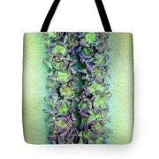 Crown Flower Lei Tote Bag by Jade Moon