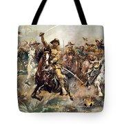 Cuba: Rough Riders, 1898 Tote Bag by Granger