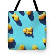 Curiosity Tote Bag by Luke Moore