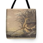 Curlew Tote Bag by John James Audubon