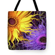 Daisy Yin Daisy Yang Tote Bag by Christopher Beikmann