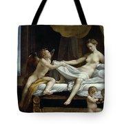 Danae Tote Bag by Correggio