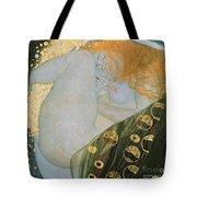 Danae Tote Bag by Gustav Klimt