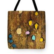 Dangling Blossoms Tote Bag by Tara Thelen