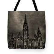 Dark Kingdom Tote Bag by Evelina Kremsdorf