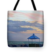 Day Is Done Tote Bag by Lea Novak