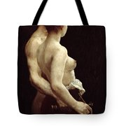 Daybreak Tote Bag by Margitay Tihamer