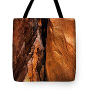 Dead End Tote Bag by Mike  Dawson