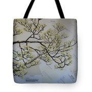 Dear Artist Tote Bag by Leah  Tomaino