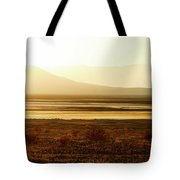 Death Valley - A Natural Geologic Museum Tote Bag by Christine Till