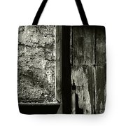 Decay Tote Bag by Jeff Breiman