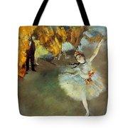 Degas: Star, 1876-77 Tote Bag by Granger