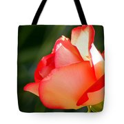 Delicate Beauty Tote Bag by KAREN WILES