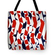 Dennis Conner II Tote Bag by Oliver Johnston