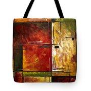 Depth Of Emotion By Madart Tote Bag by Megan Duncanson