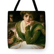 Desdemona Tote Bag by Frederic Leighton