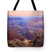 Desert Glow Tote Bag by Mike  Dawson