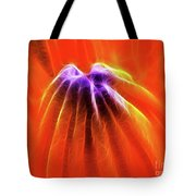 Desire Tote Bag by Wingsdomain Art and Photography