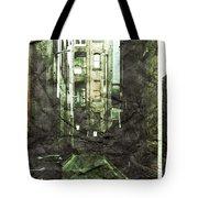 Discounted Memory Tote Bag by Andrew Paranavitana