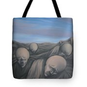 dismay Tote Bag by Michael  TMAD Finney