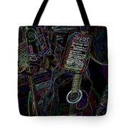 Divas Tote Bag by Suzanne Gaff
