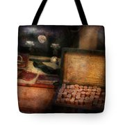 Doctor - Everything You Need To Be A Doctor Tote Bag by Mike Savad