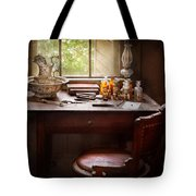 Doctor - Research  Tote Bag by Mike Savad