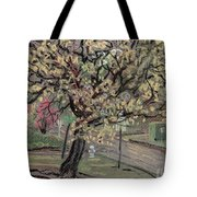 Dogwood Tote Bag by Donald Maier