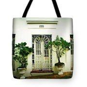 Door 59 Tote Bag by Perry Webster