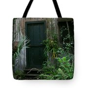 Door To The Past Tote Bag by Ze DaLuz