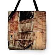 Doors Open Tote Bag by Julie Hamilton