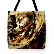 Double Espresso Tote Bag by Sharon Cummings