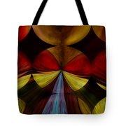 Dragonfly Tote Bag by Jill English