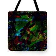 Dragonfly Tote Bag by Rachel Christine Nowicki