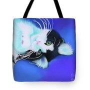 Dreamer Tote Bag by Tracy L Teeter
