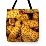 Dried Corn Cobs Tote Bag by LeeAnn McLaneGoetz McLaneGoetzStudioLLCcom