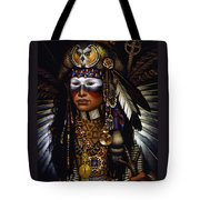 Eagle Claw Tote Bag by Jane Whiting Chrzanoska